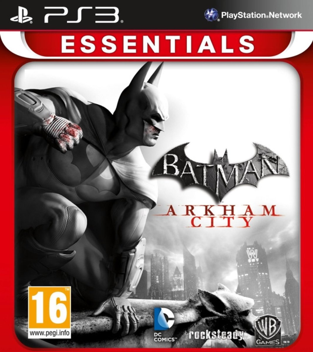 Batman: Arkham City (Essentials) /PS3 kopen