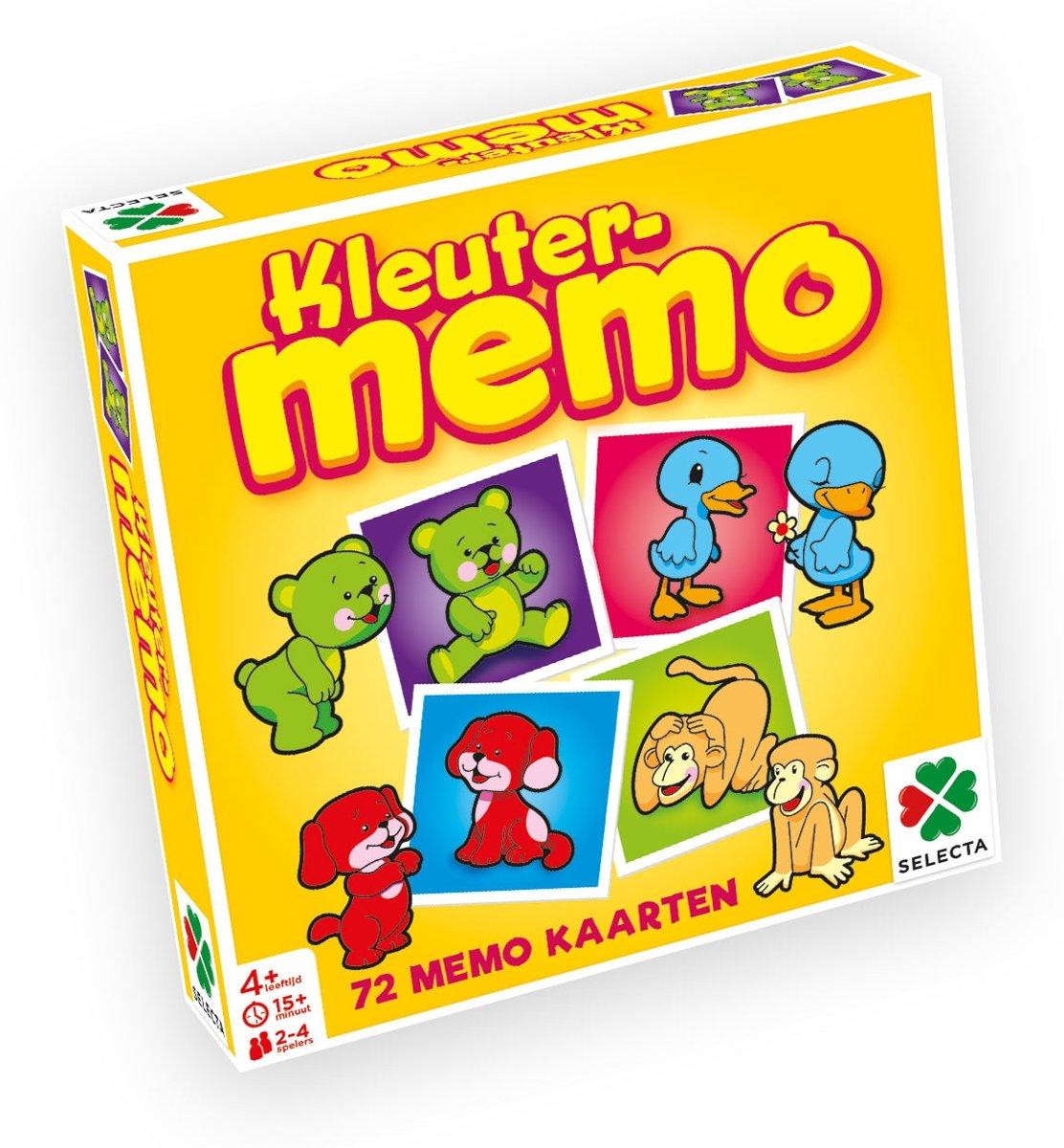 Selecta - Spel - Memo kopen