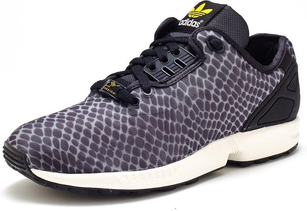 Baskets Adidas Zx Flux Hommes Decon Taille Gris 44 2/3 uSvLdcs