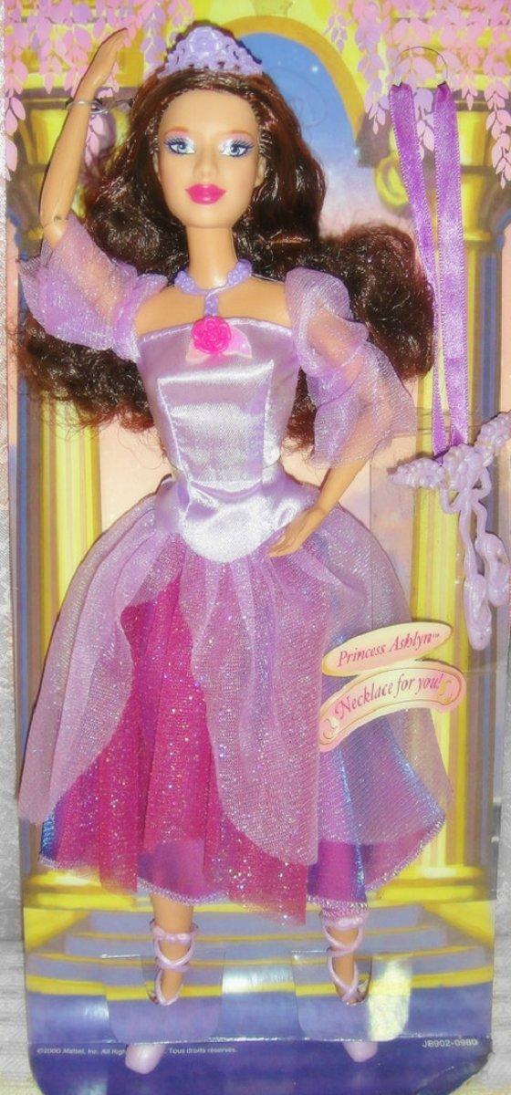 dansende prinses ashlyn