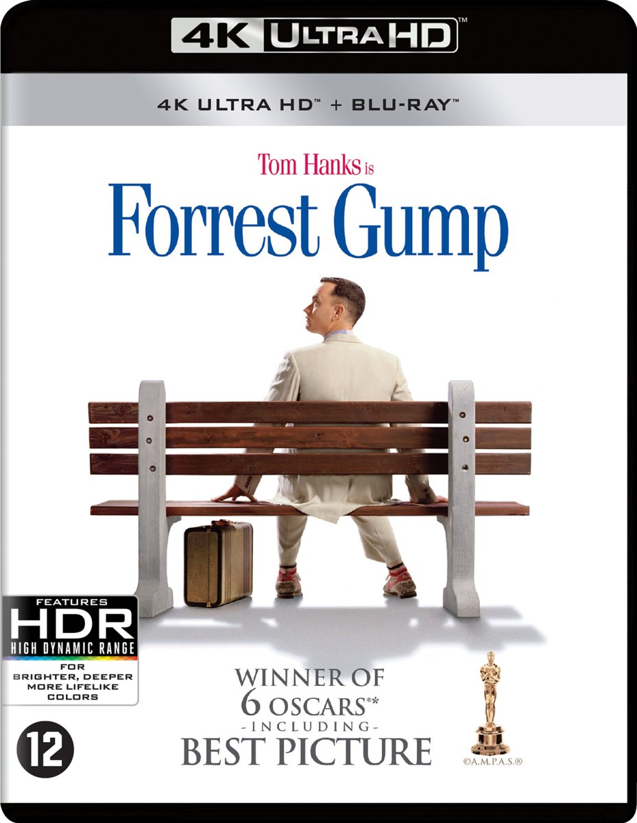 Forrest Gump (4K Ultra HD Blu-ray)-