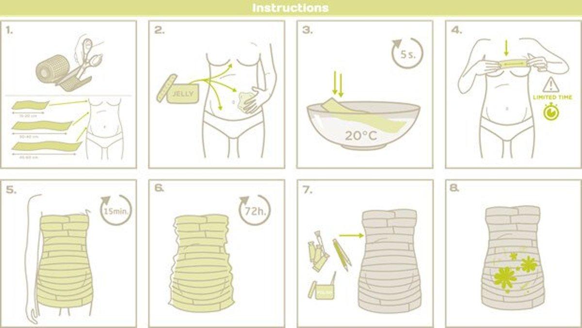 Wonderlijk bol.com | Baby Art - Belly Kit gipsbuik LN-73