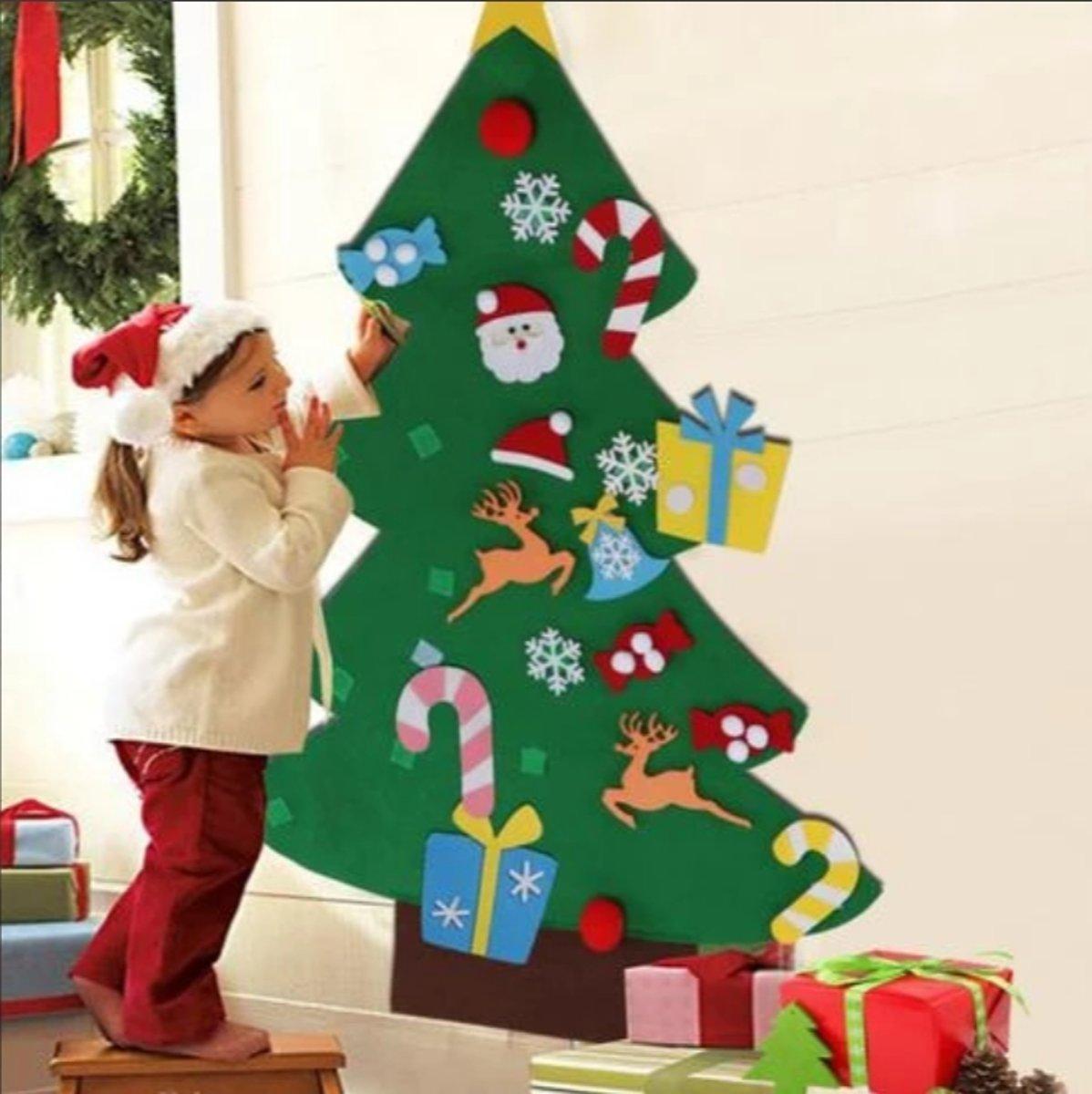 Kinder kerstboom