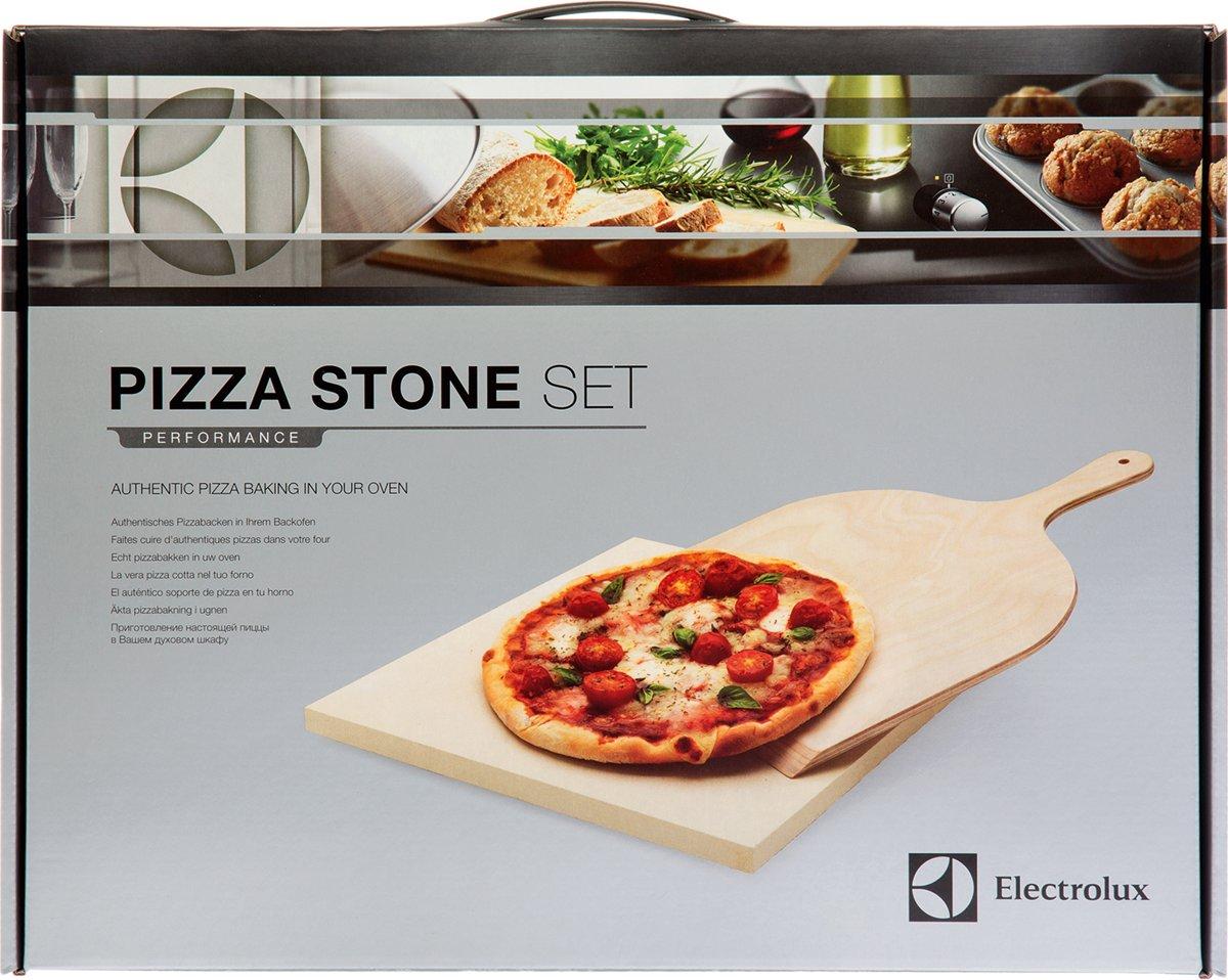 Electrolux Premium pizzasteenset - E9OHPS01 - universeel kopen