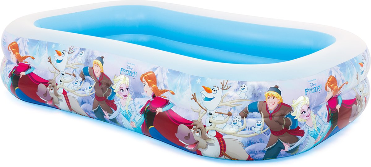 Intex  Frozen zwembad 262x175cm
