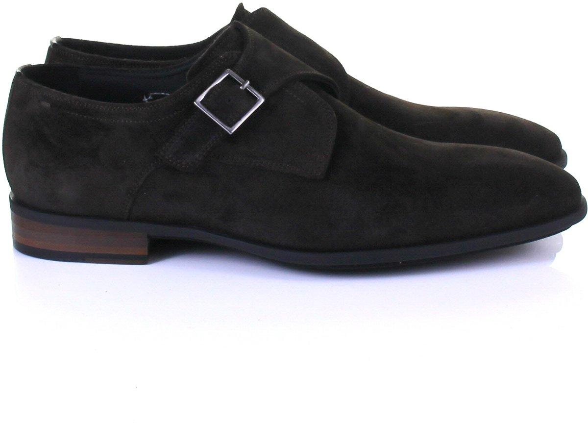 Heren Gesp schoenen van BOMMEL 12341.05. Direct leverbaar uit de webshop van Reese Schoenmode.