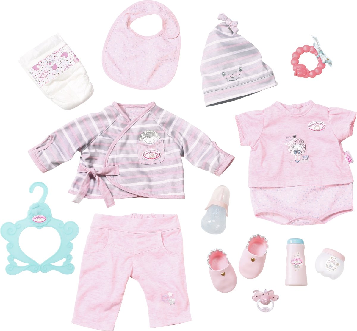 Baby Annabell® Deluxe Special Care Set
