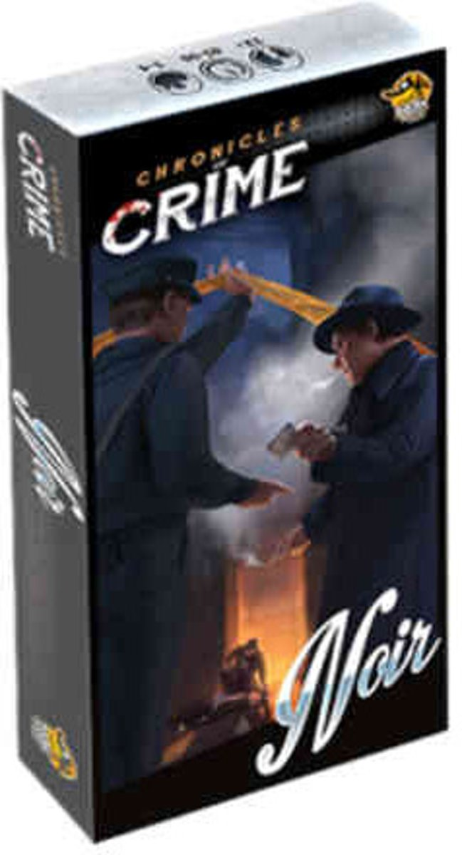 Chronicles of Crime Noir Uitbreiding