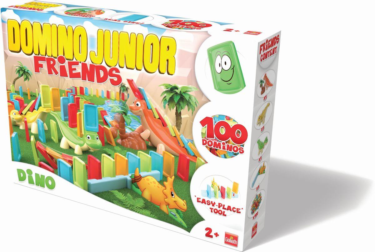 Domino Express Junior - Dino Friends - Goliath