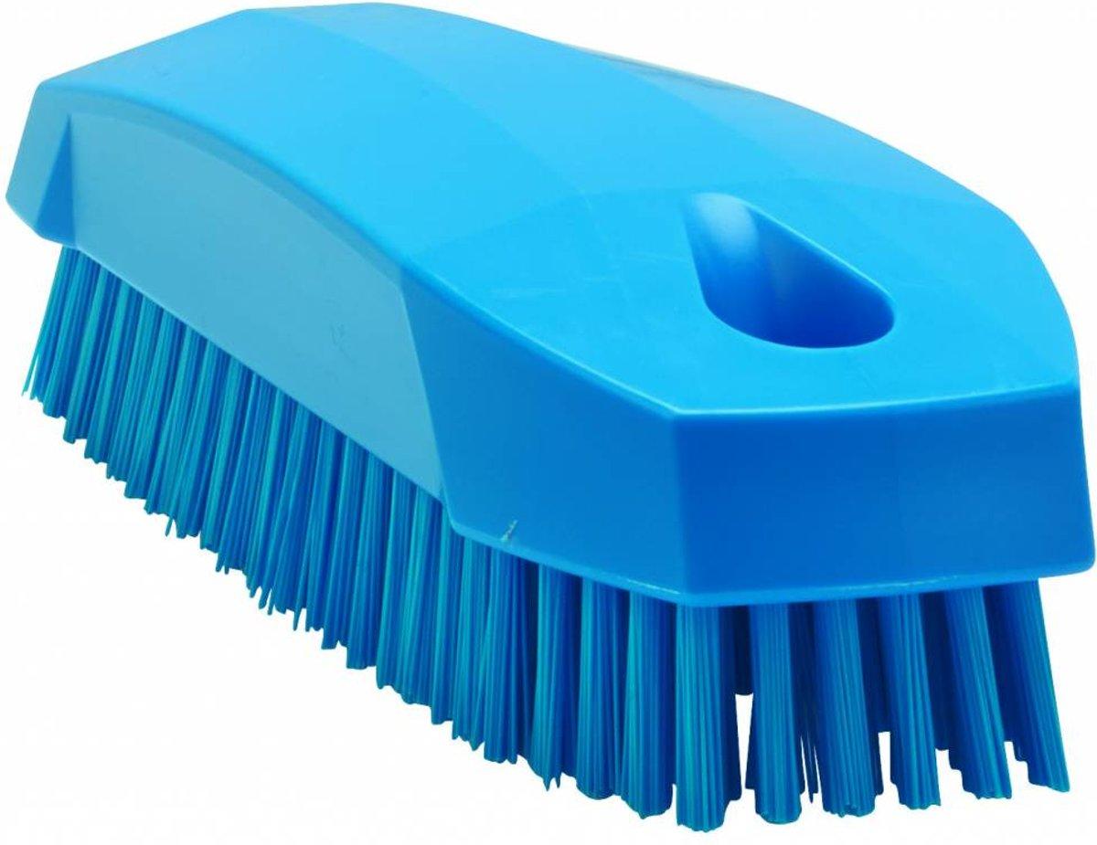 Harde nagelborstel  - Blauw kopen