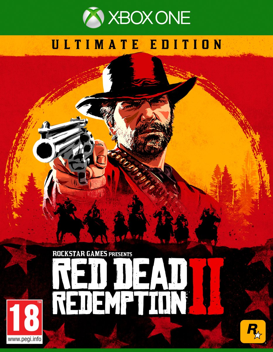 Red Dead Redemption 2 - Collectors Edition Xbox One