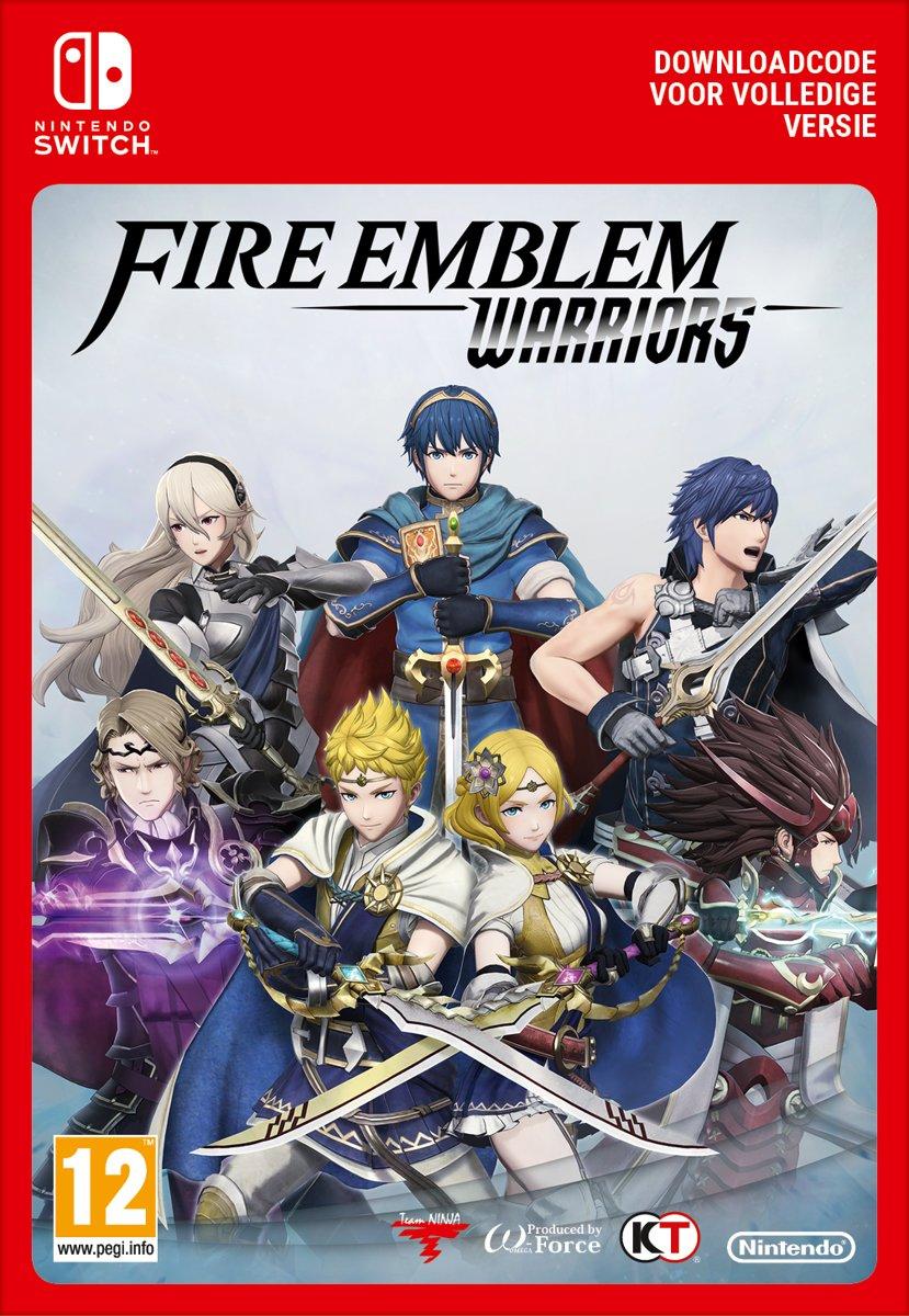 DDC Fire Emblem Warriors kopen