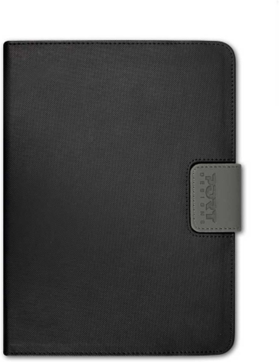 "Port Designs PHOENIX Universal Case 7"" tot 8.5"" - Black kopen"