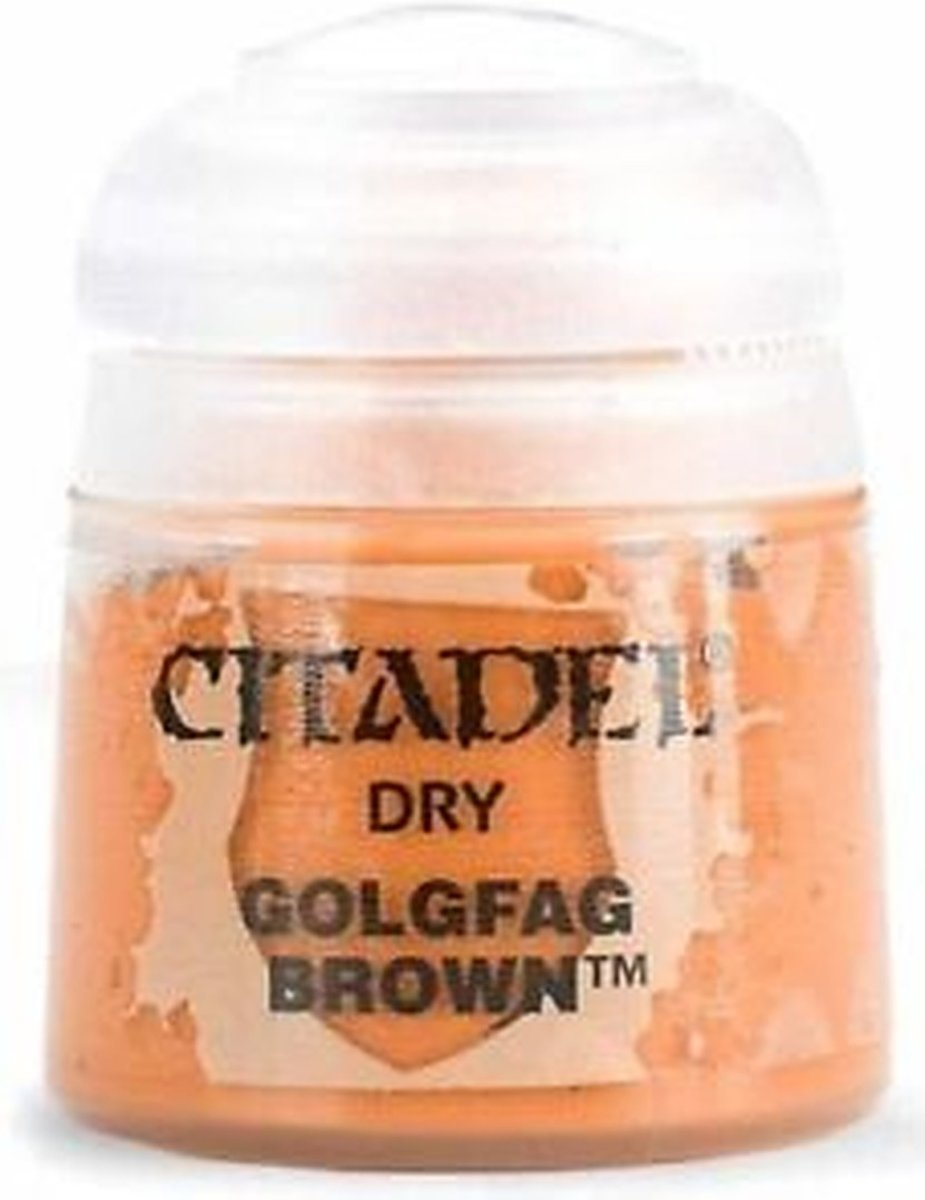 Golgfag Brown (Citadel)