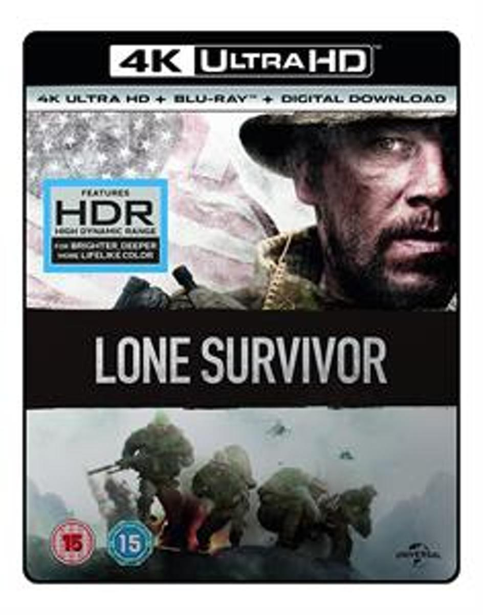 Lone Survivor (4K UHD + blu-ray) (Import)-