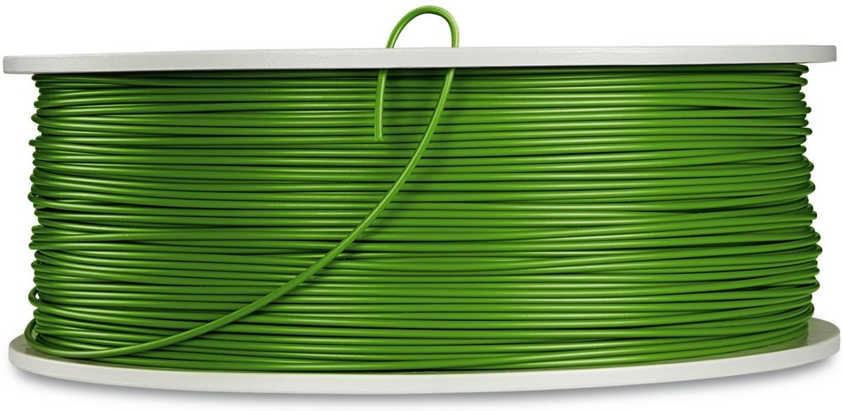Verbatim 55014 3D Printer Filament ABS 1.75mm 1kg Groen