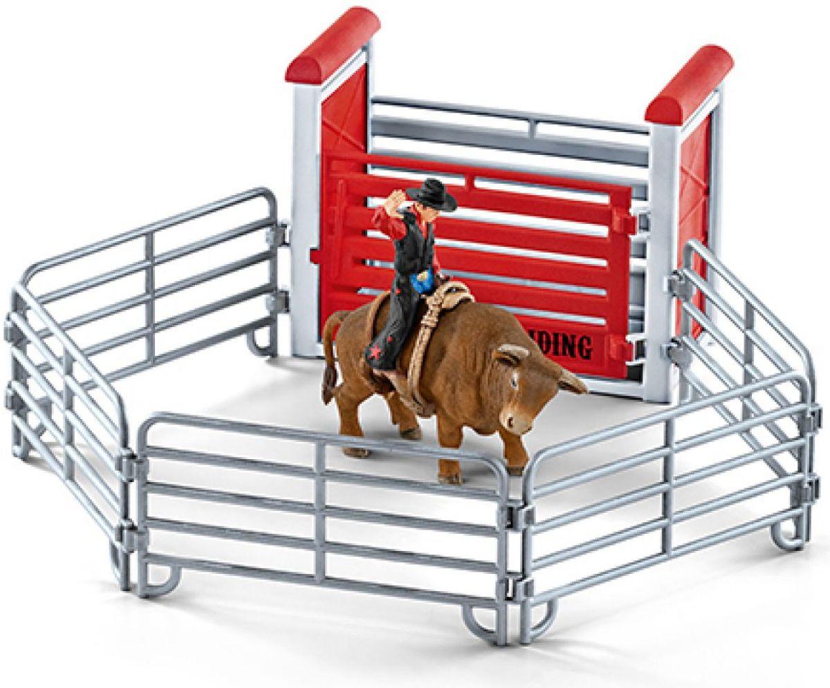 Schleich Rodeo met cowboy 41419