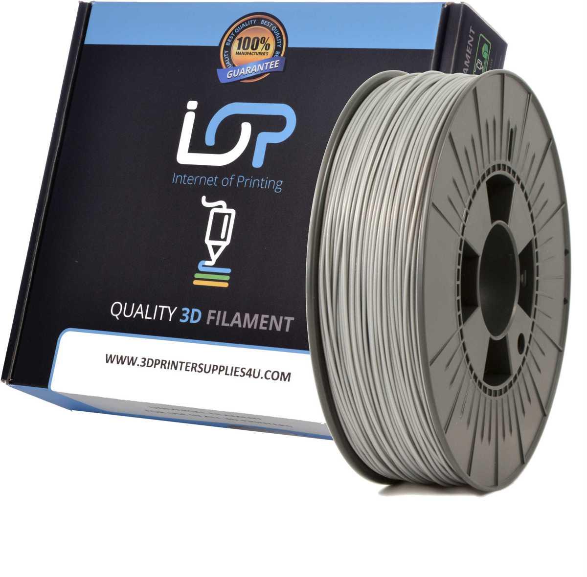 IOP PET 1,75mm Silver 1kg