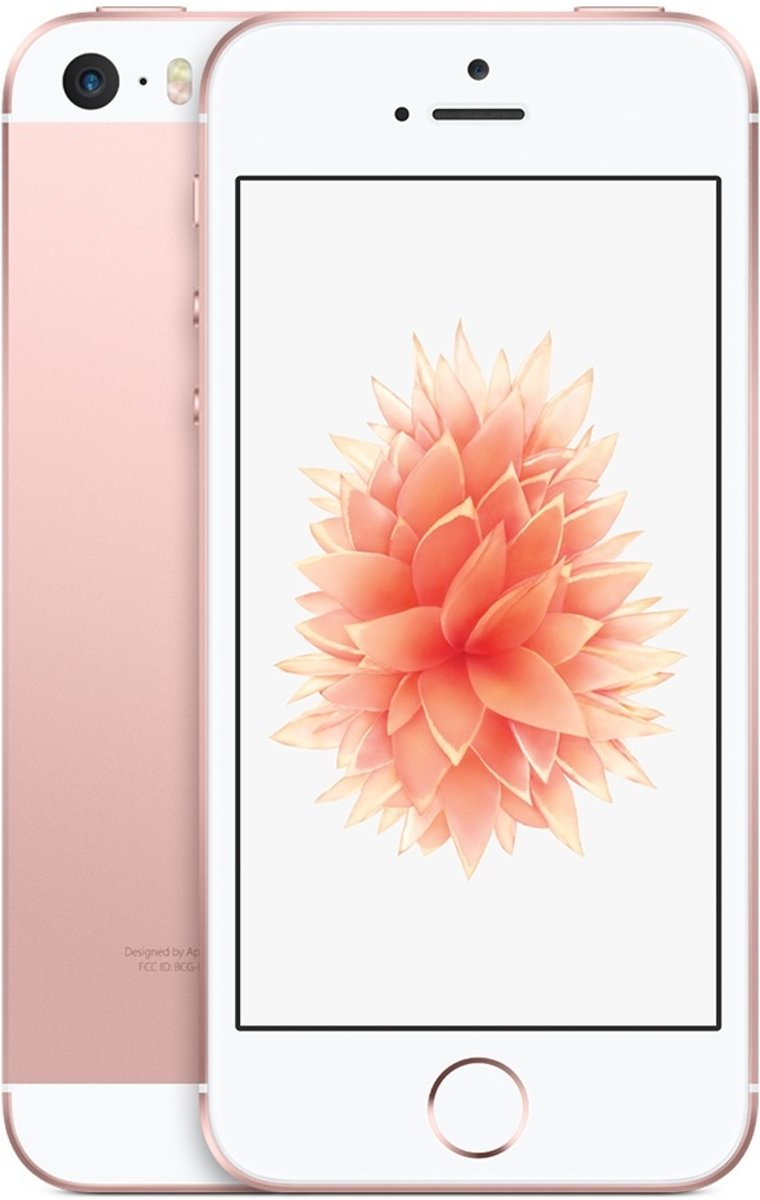 Apple iPhone SE - 64 GB - Roségoud kopen