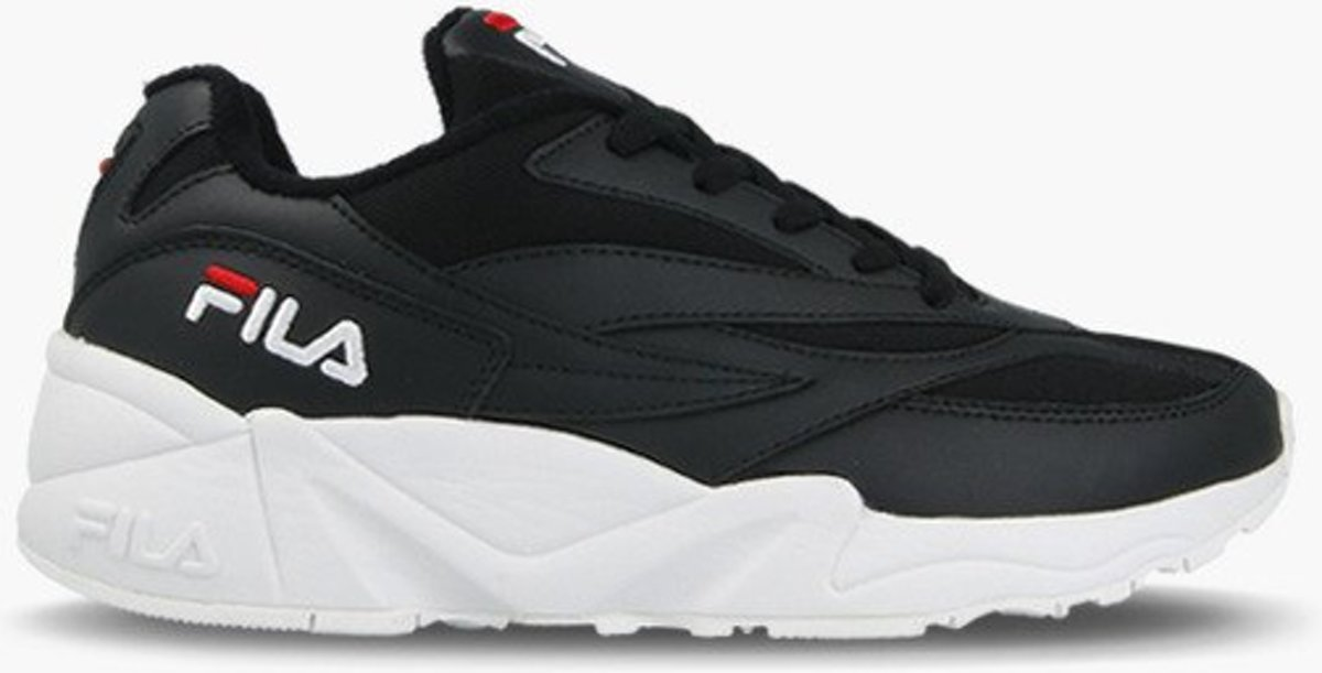 Fila Venom Low Sneakers Dames Black Maat 39
