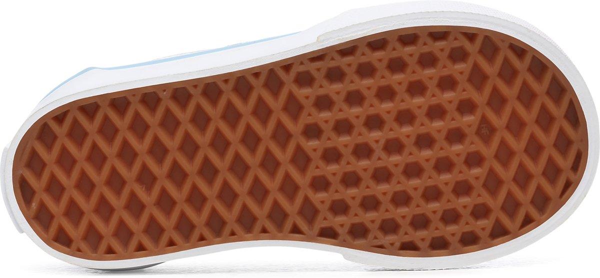Vans Td Ward V Cheetah Jongens Sneakers Dream BlueWht Maat 24