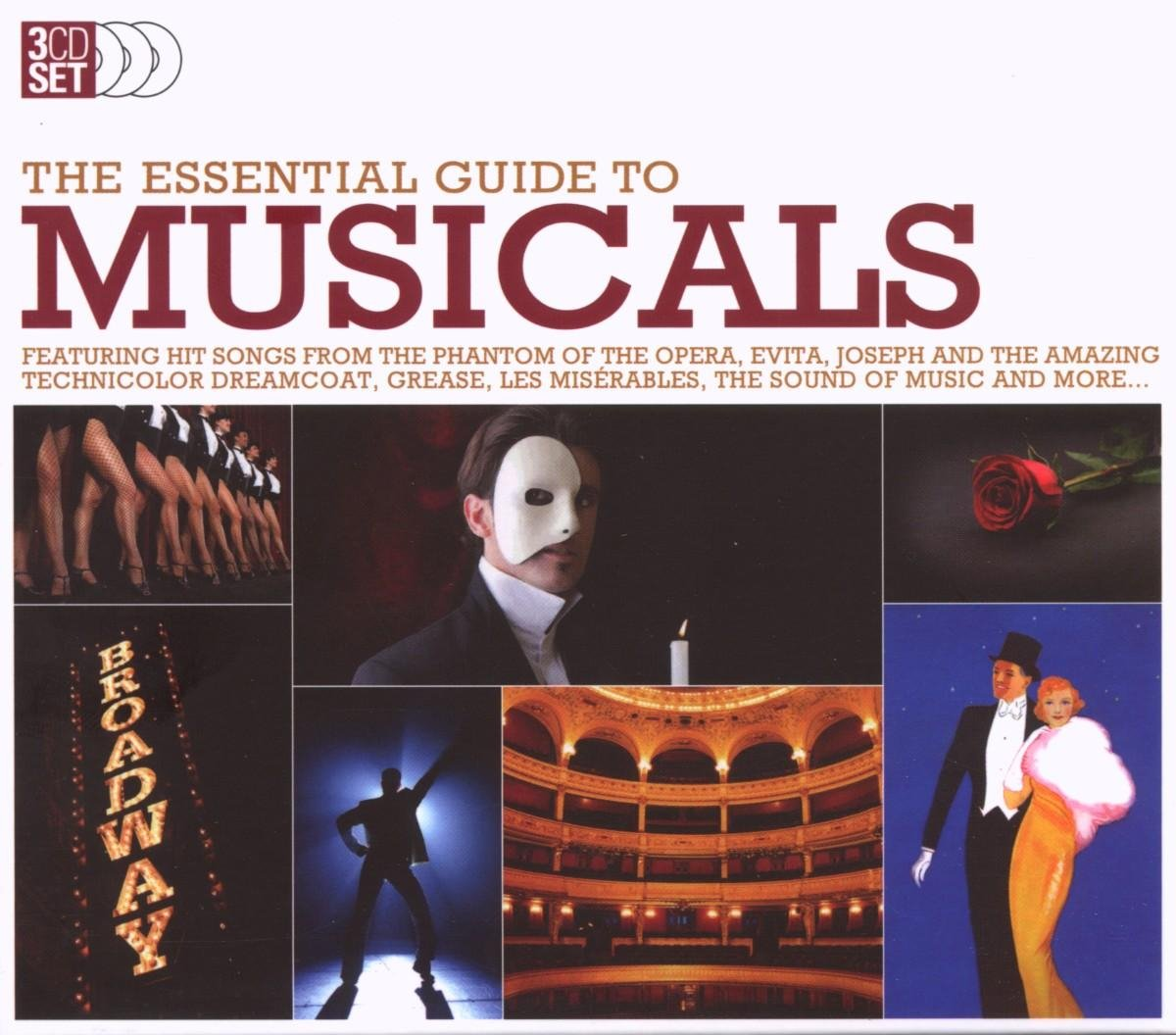 The Essential Guide To Musicals kopen