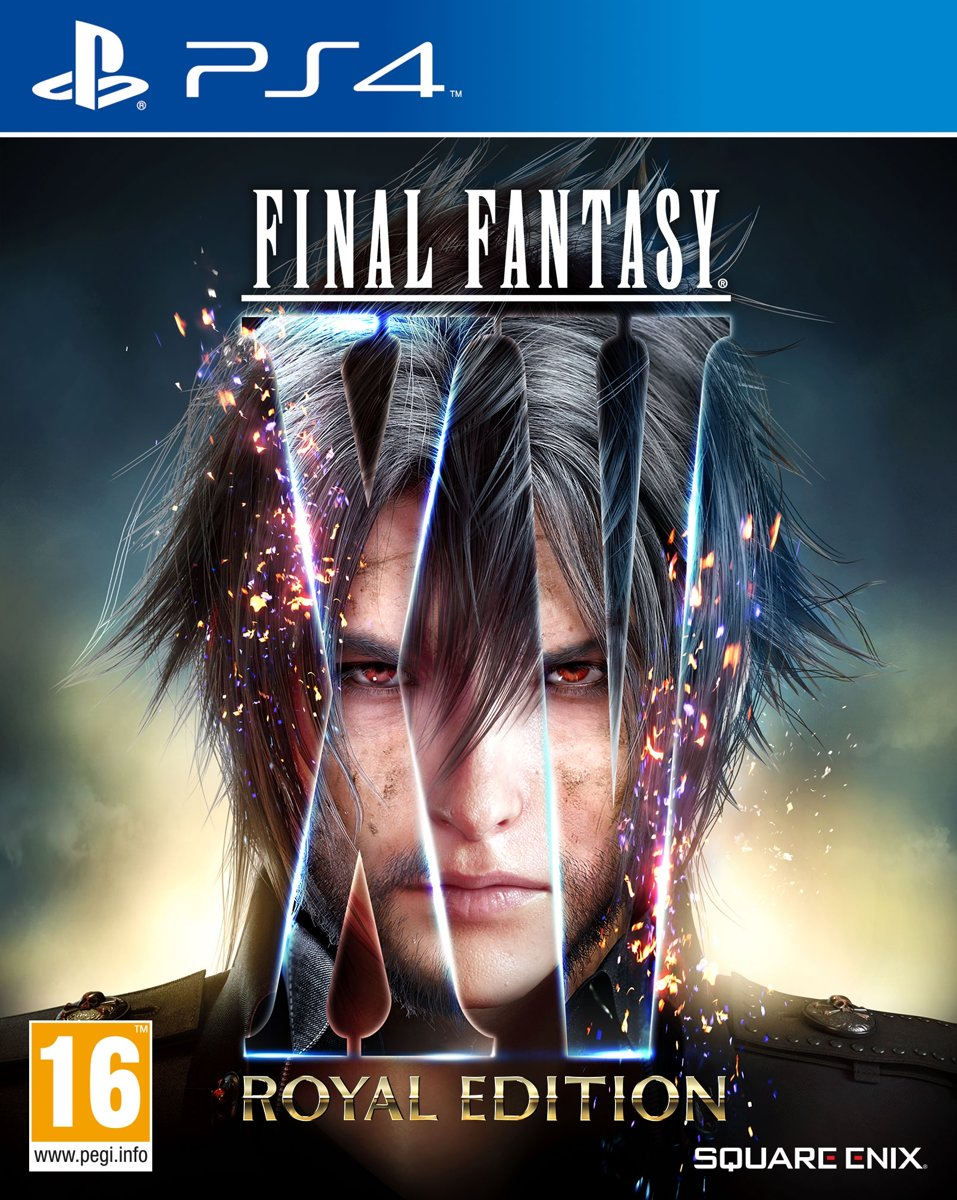 Final Fantasy XV Royal Edition - PS4 voor €24,99