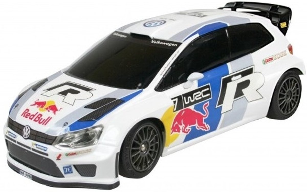 NIKKO VW Polo WRC Red Bull