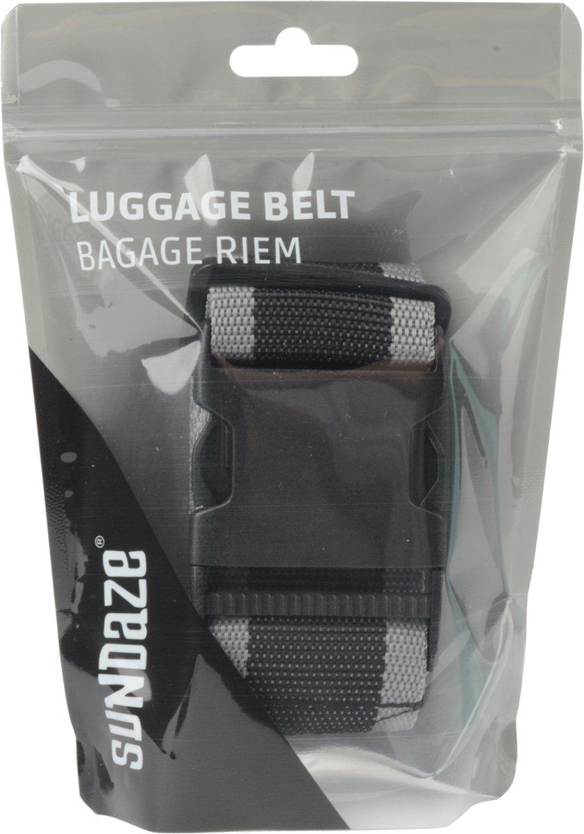 Sundaze Travel - Kofferriem - Zwart kopen