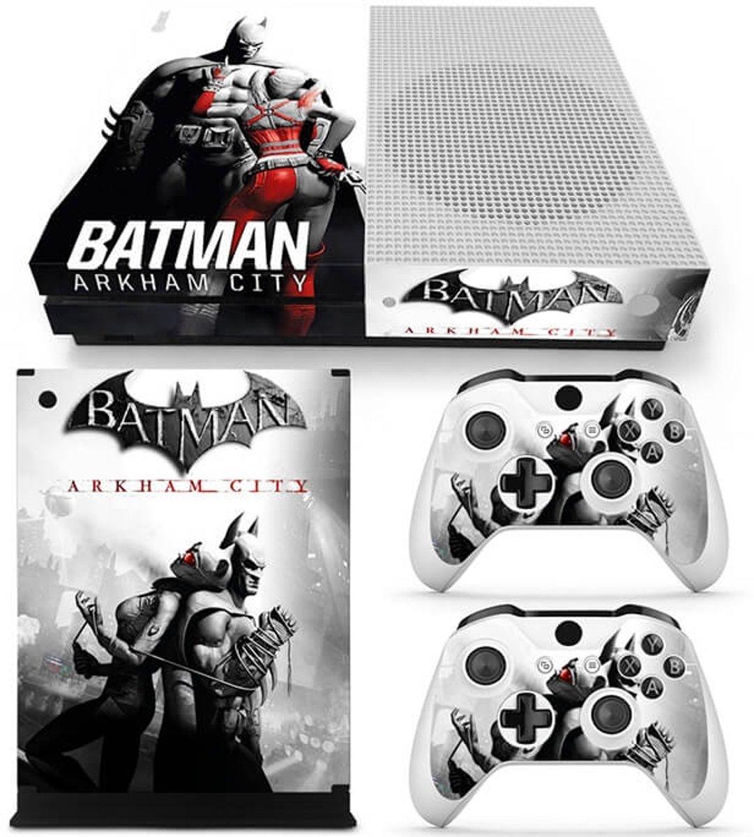 Batman Arkham City - Xbox One S skin kopen