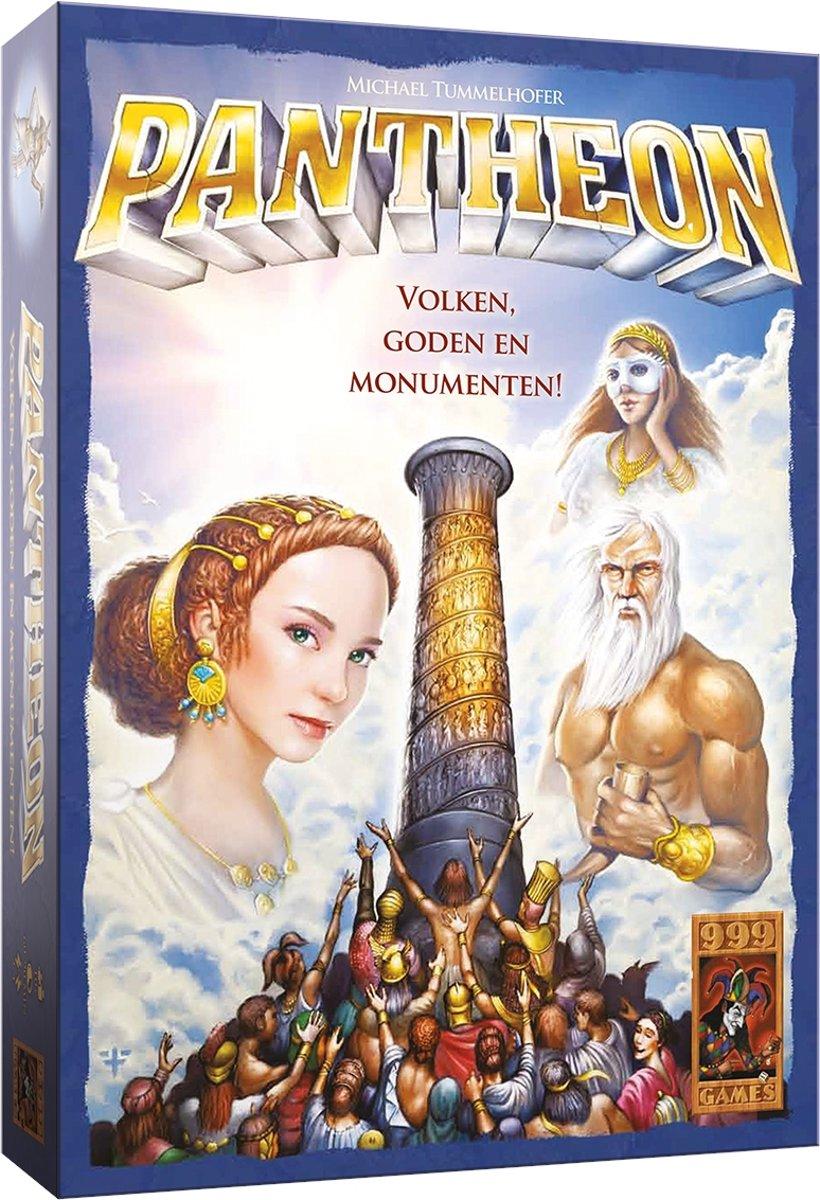 Pantheon - Bordspel