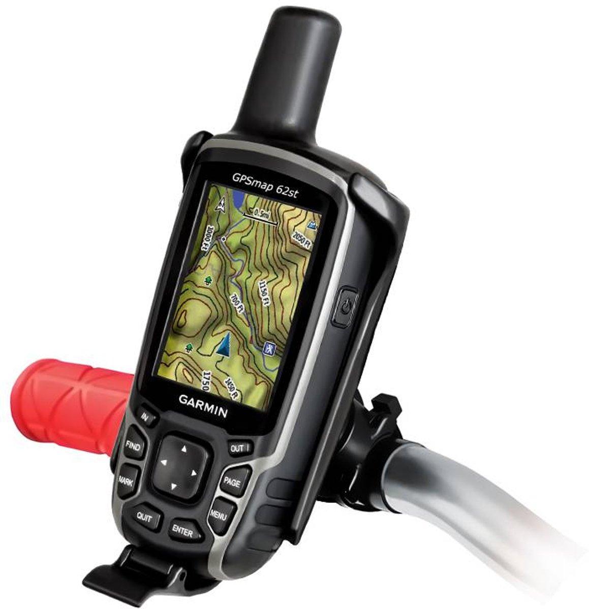 RAM Mount Garmin GPSMAP 62/64 Fiets navigatie set kopen