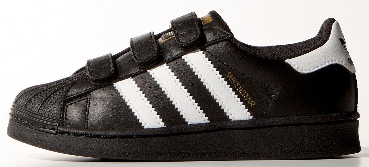 adidas superstar zwart maat 33