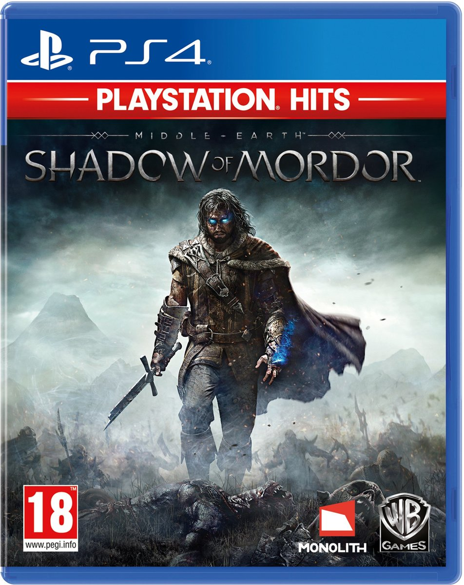 Middle-Earth: Shadow of Mordor - PlayStation Hits PlayStation 4