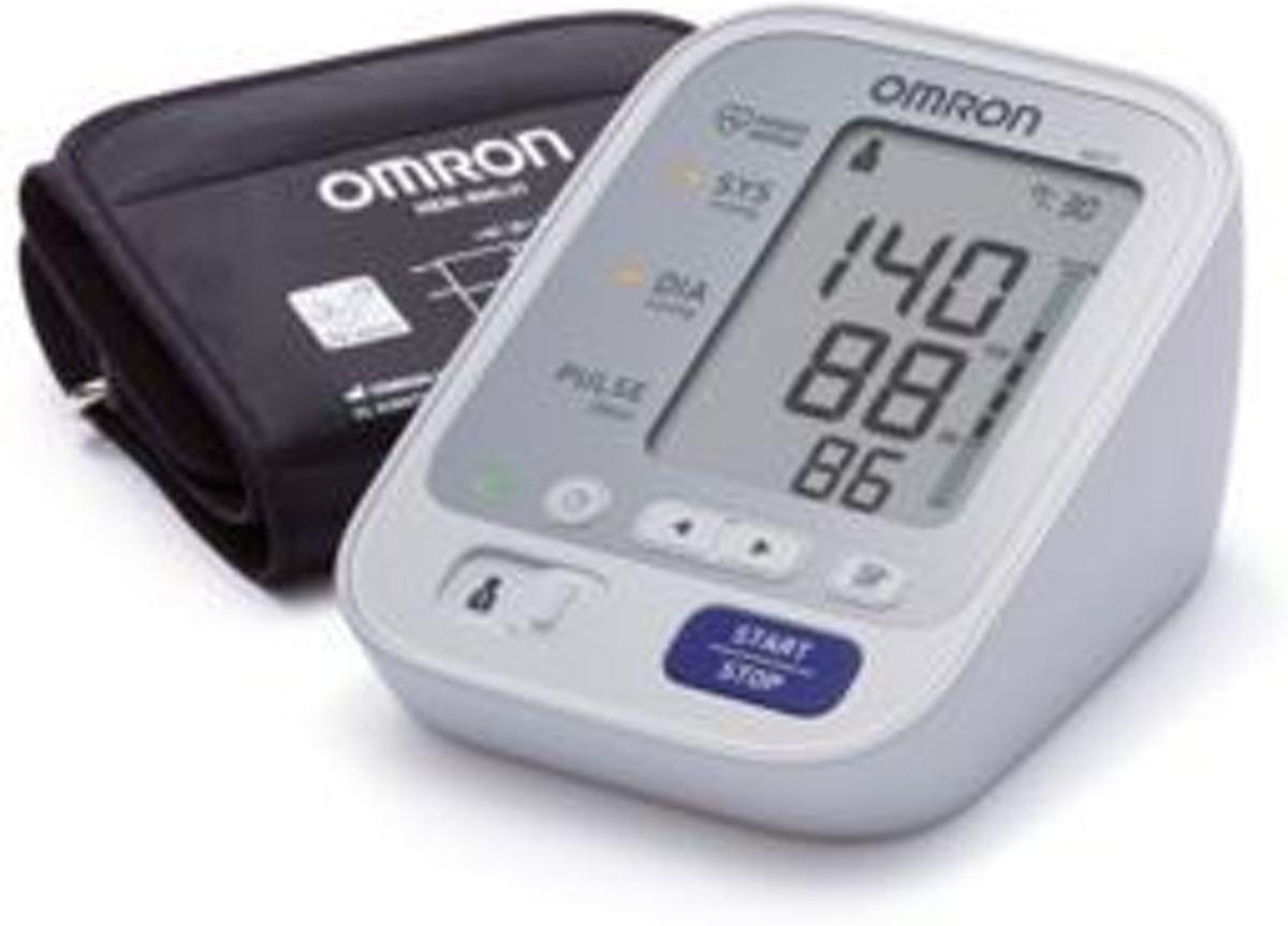 Omron M3 It - Bloeddrukmeter