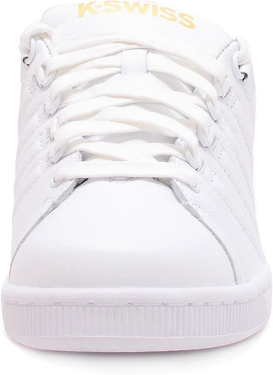 Reptile Lozan K-swiss Iii Tt Sneakers Femmes Blanches - Chaussures - Taille 37 M7F9exHT