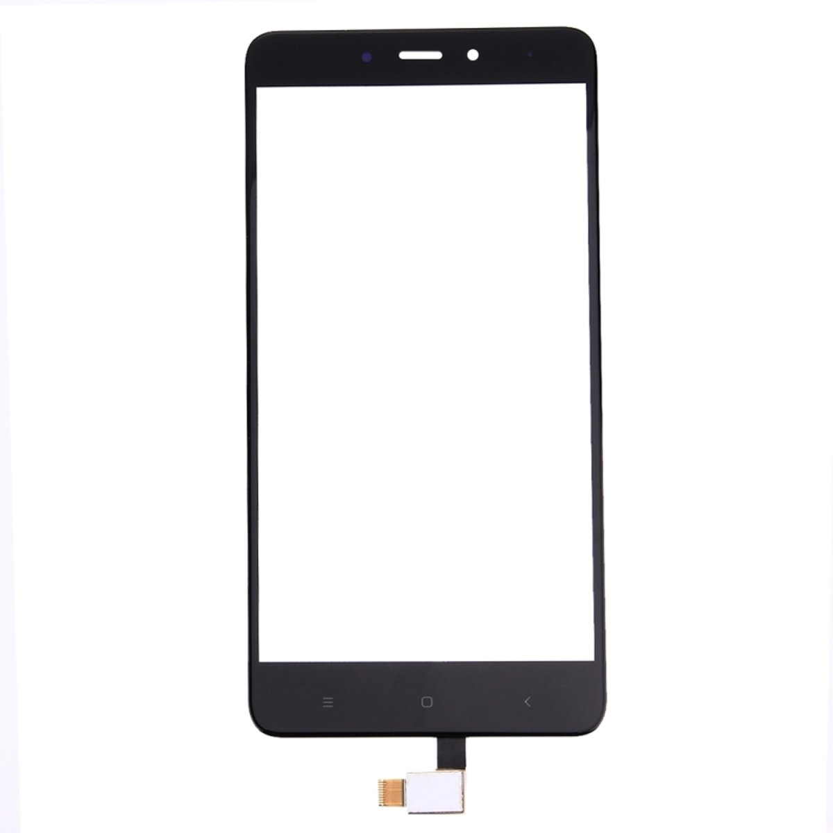 iPartsBuy Xiaomi Redmi Note 4 Touch Screen Digitizer Assembly(Black) kopen