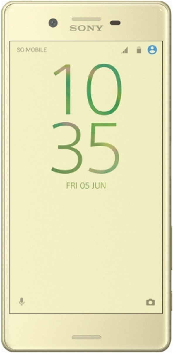 Sony Xperia X - 32GB - Goud kopen