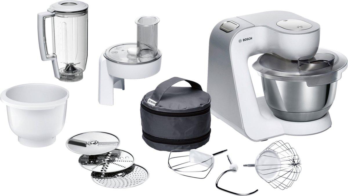 Bosch MUM58234 Keukenmachine - MUM5 Styline - Wit voor €215 dmv cashback
