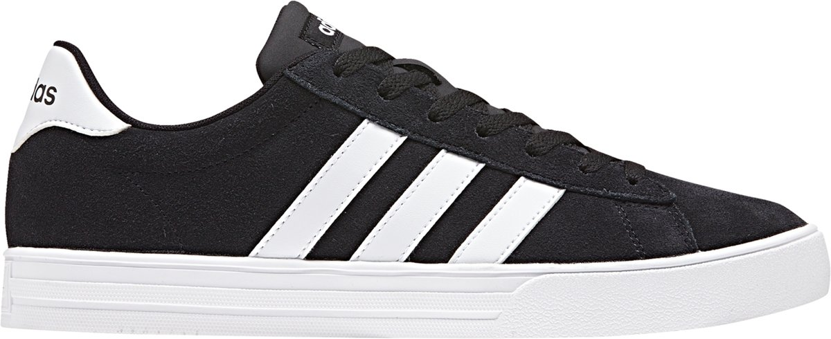 | adidas Daily 2.0 Heren Sneakers Core BlackFtwr