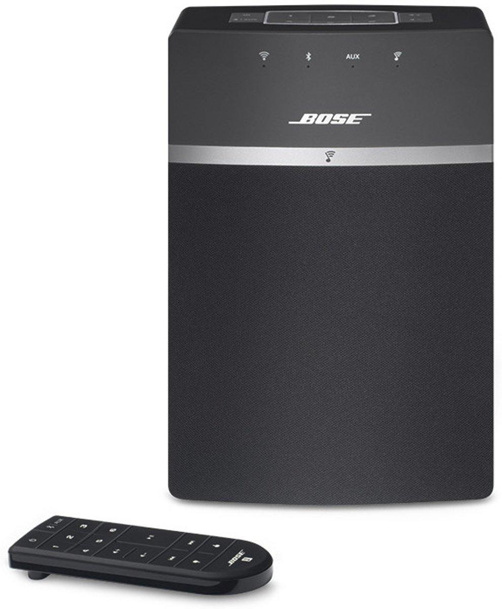 Bose SoundTouch 10 - Zwart voor €159,99