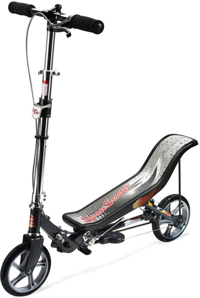 Space Scooter Zwart - Step