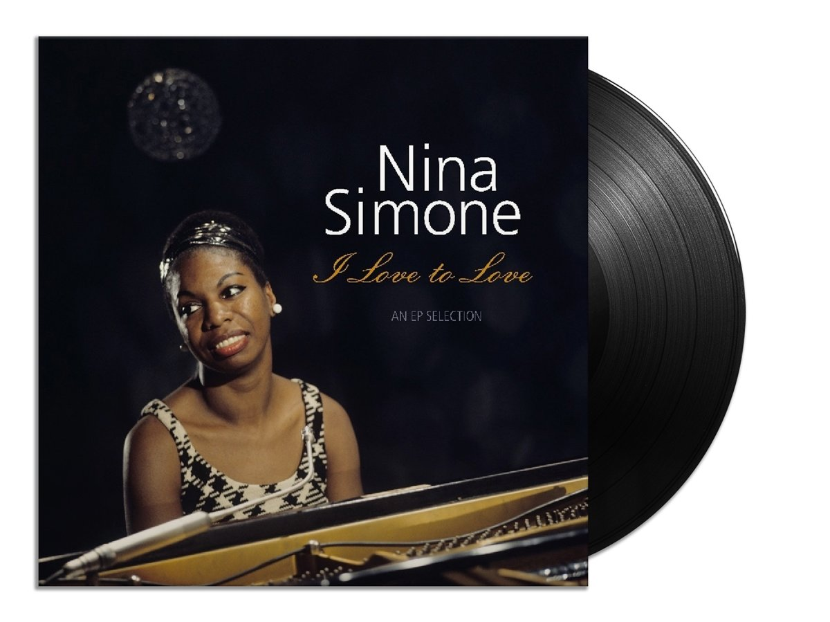 Nina Simone - I LOVE TO LOVE -.. -HQ-   Vinyl kopen