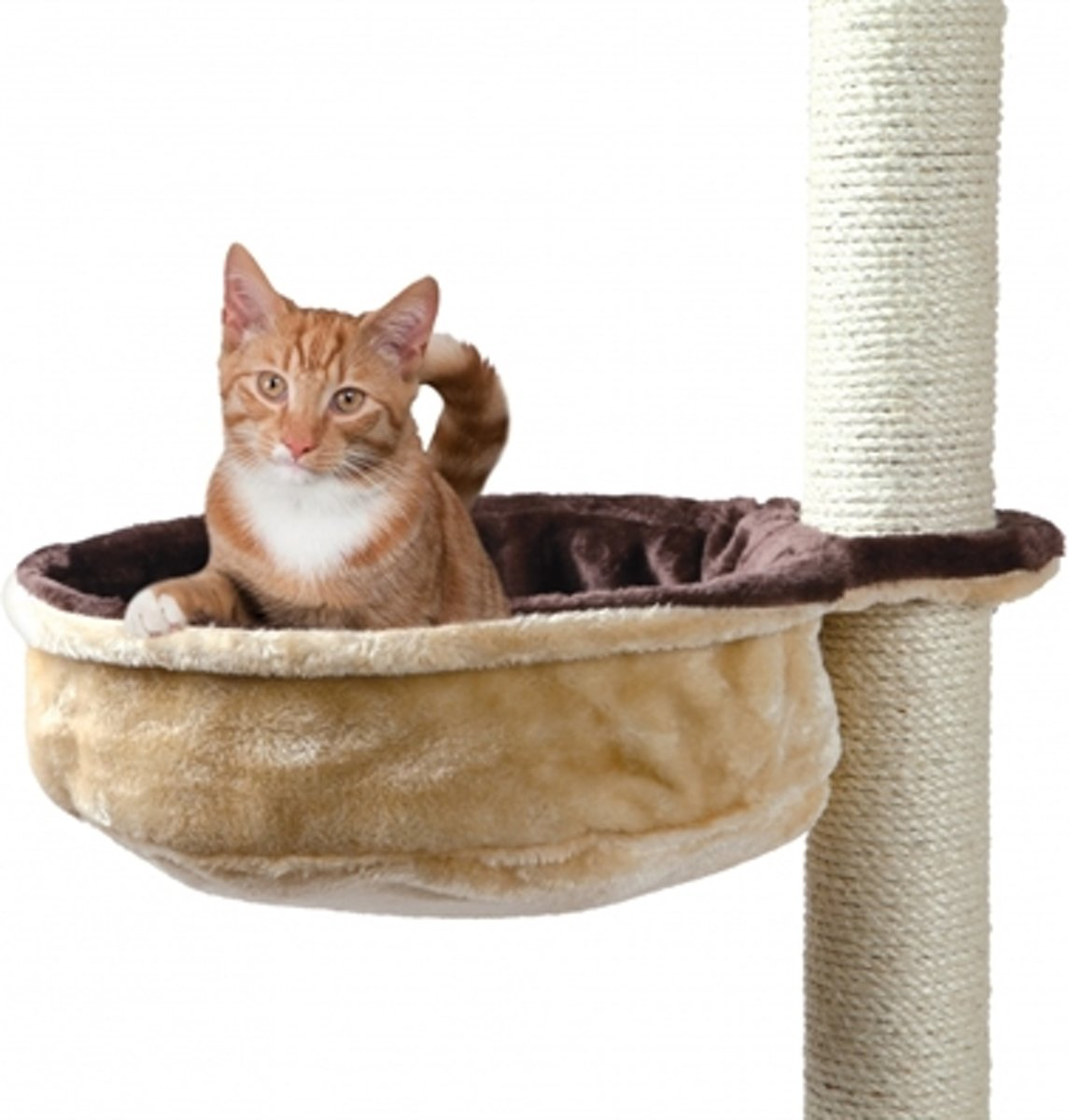 Trixie kattenmand voor krabpalen 38x38 cm
