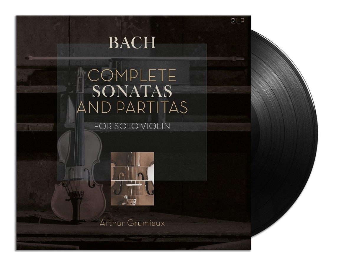 Arthur Grumiaux - COMPLETE SONATAS HQ | Vinyl kopen