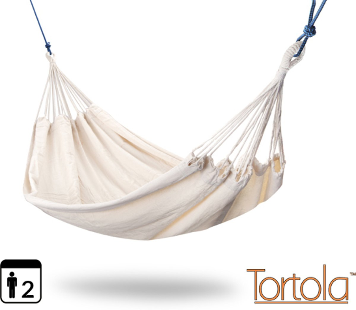 "Tortola ""Nautical"" Extra Brede Hangmat"