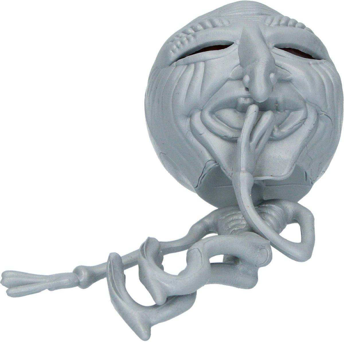Orbeez Stressbal Alien voor Kinderen – Stress Speelgoed – Squishy – Grijs