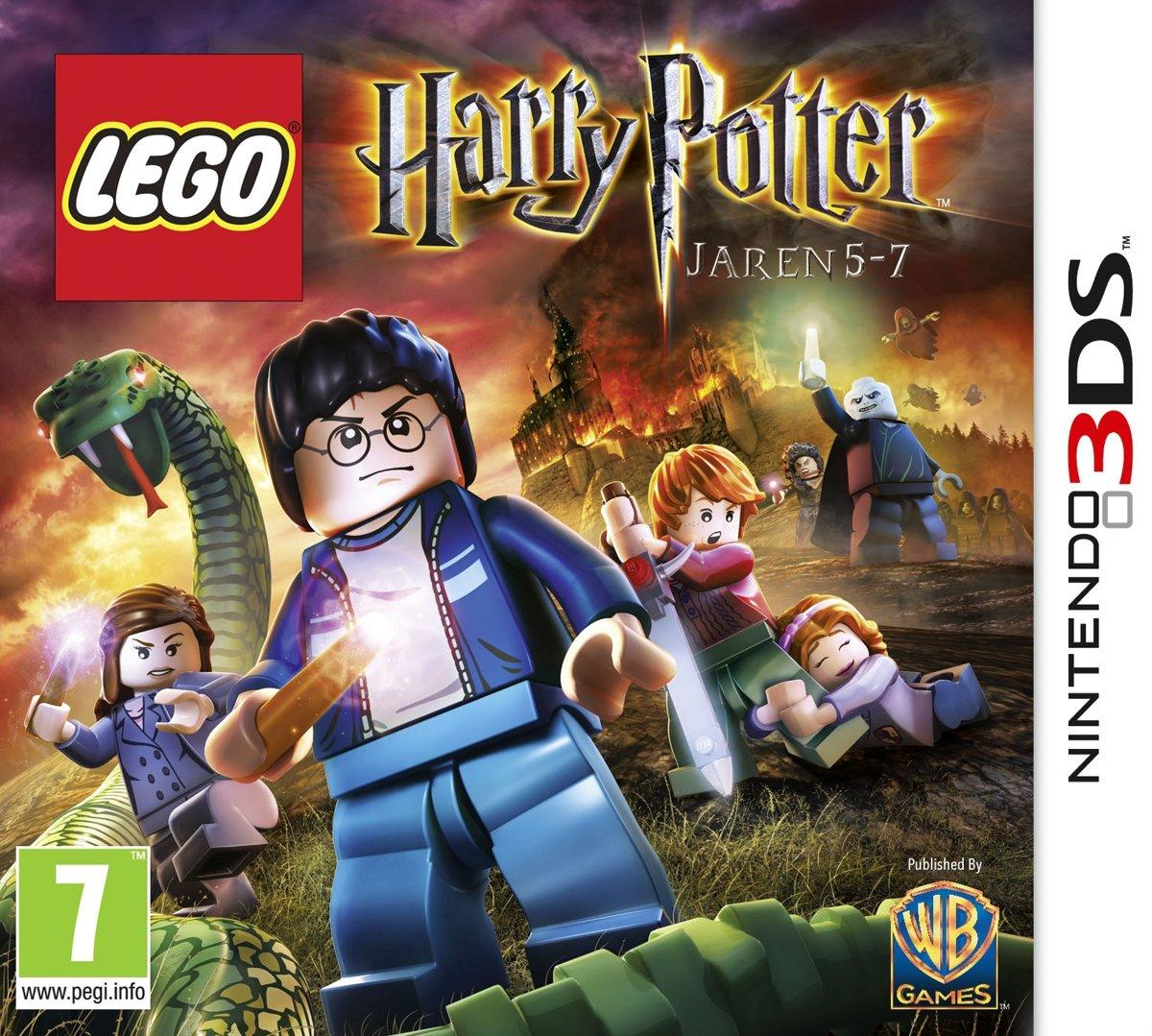 LEGO: Harry Potter Jaren 5-7 - 2DS + 3DS kopen