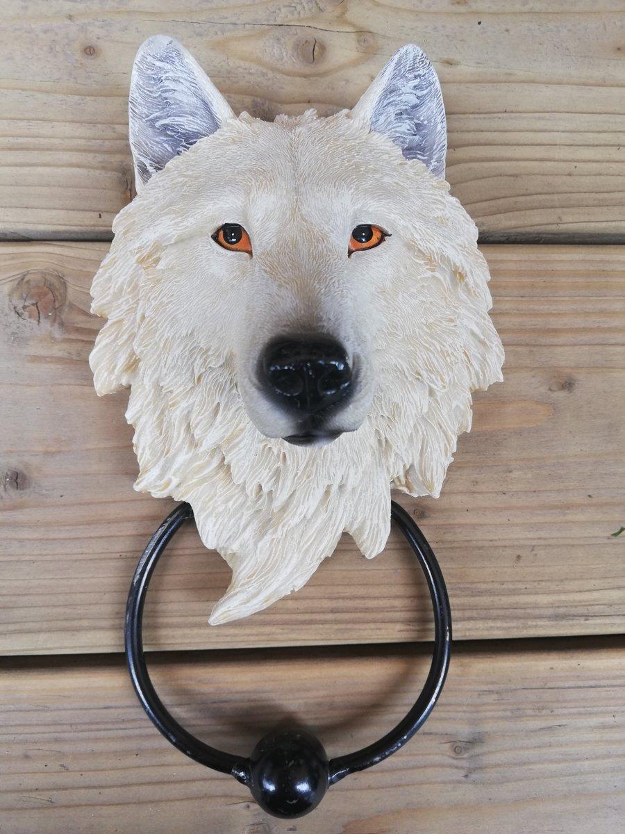 Light Guardian Wolf deurklopper kopen
