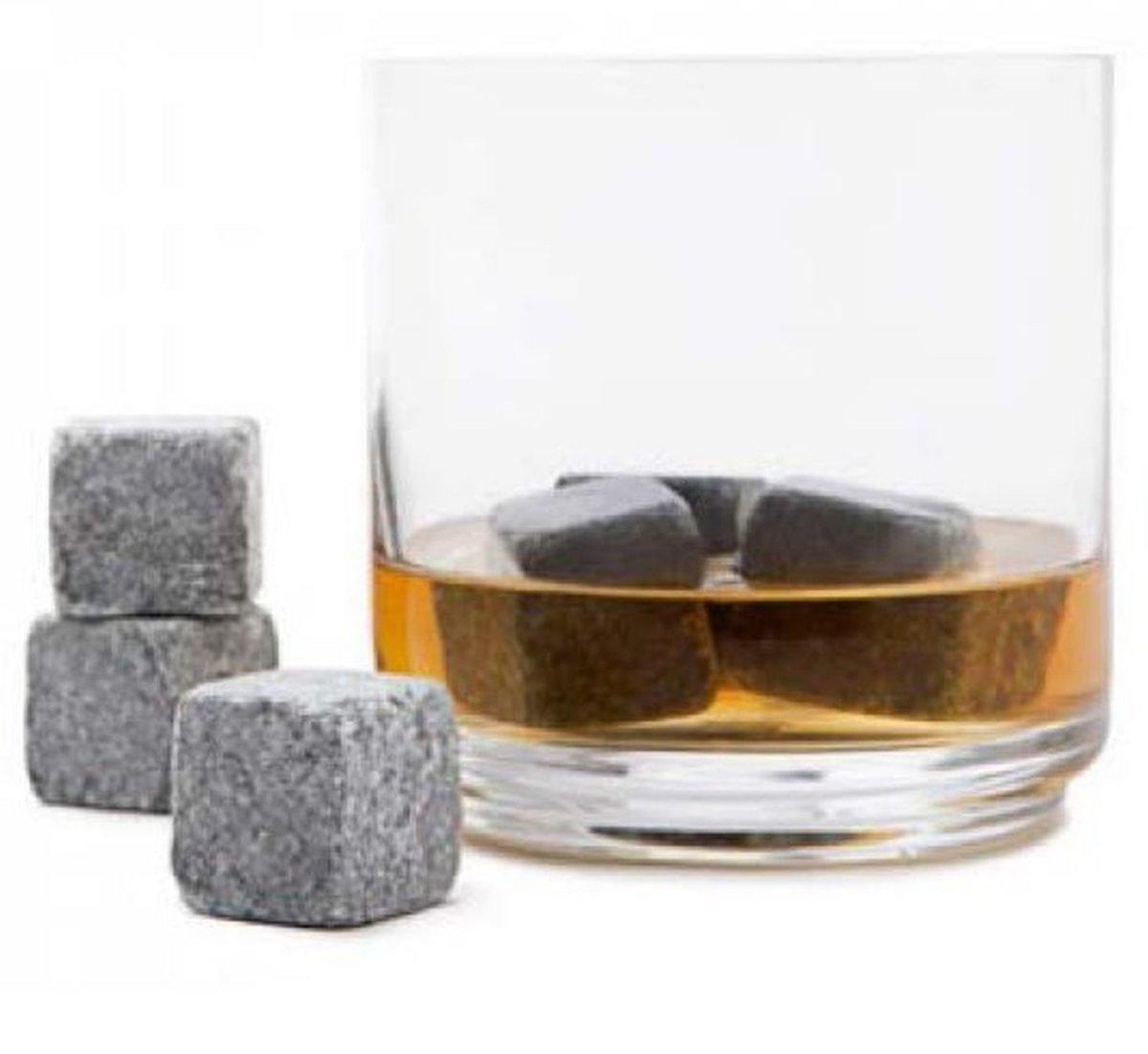 Invotis - Wisky Stones (9 pcs) kopen